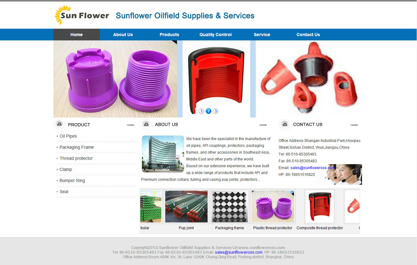 Sunflower Oilfield Supplies